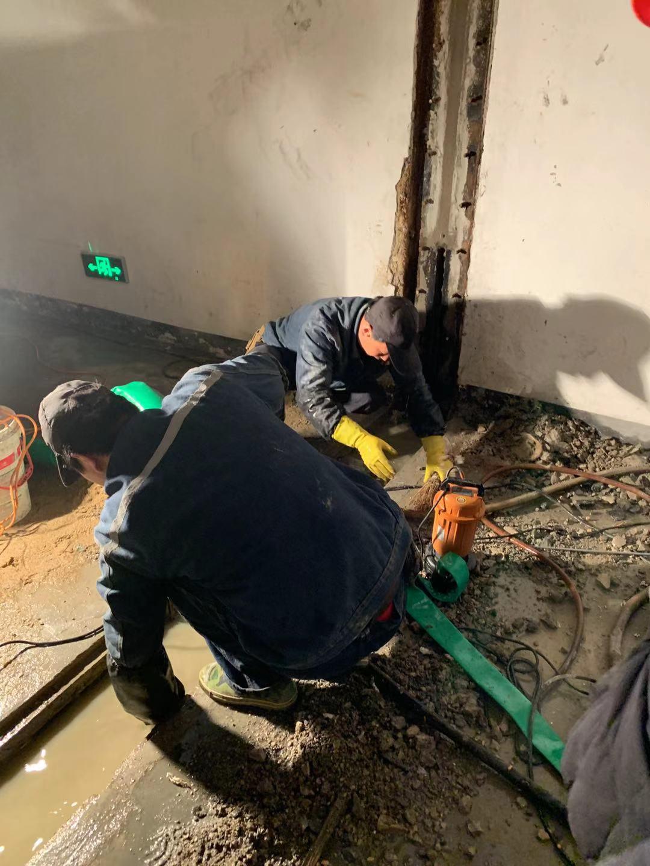 地下车库沉降缝堵漏(地下室沉降缝漏水处理)