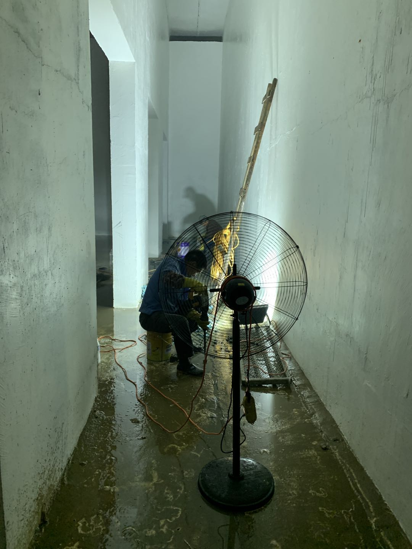 建筑伸缩缝堵漏,伸缩缝漏水解决办法